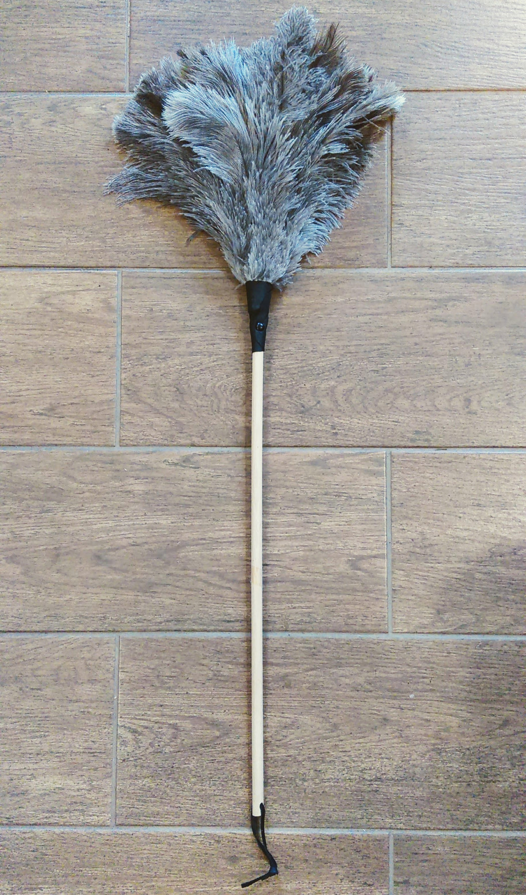 Feather Duster with Timber Handle