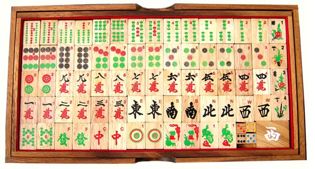 Timber Game - Mah Jong