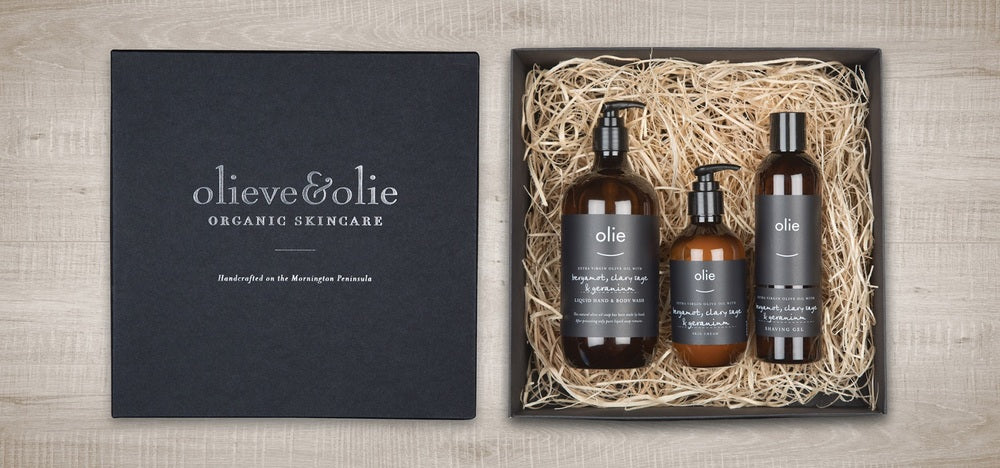 Olieve & Olie Shave Gel