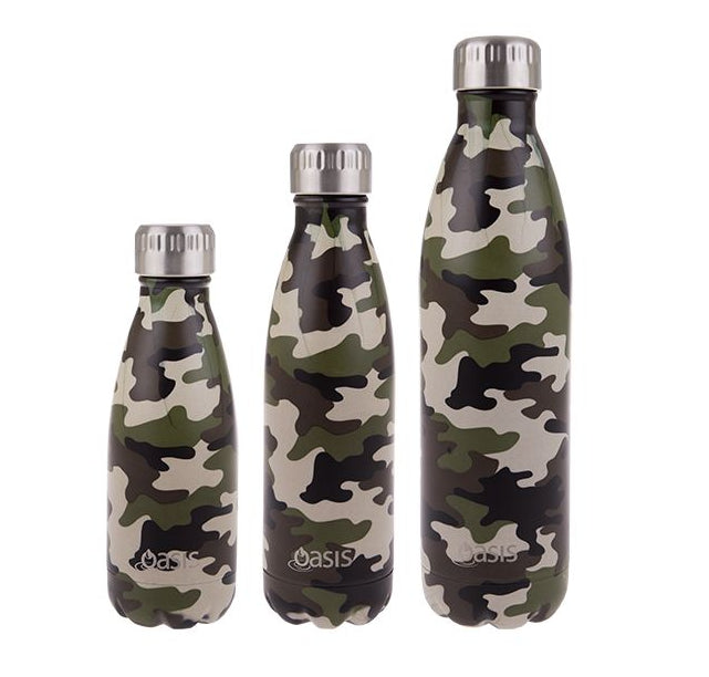 Oasis Thermal Drink Bottle - 500ml