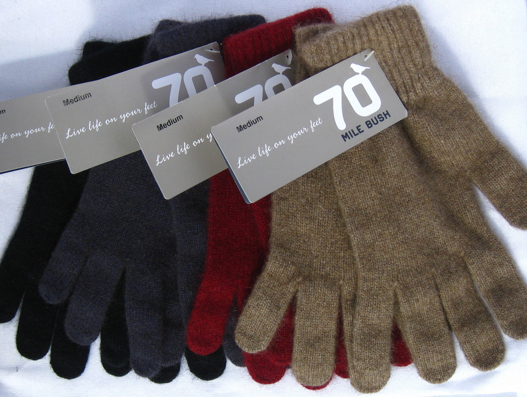 Possum Wool Merino Gloves