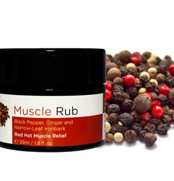Rare Earth Oils Muscle Rub
