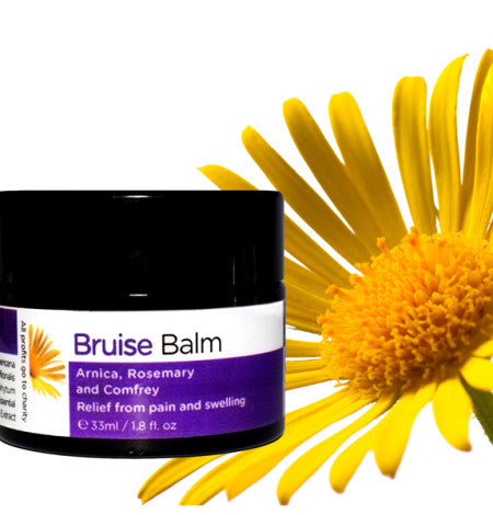 Rare Earth Oils Bruise Balm
