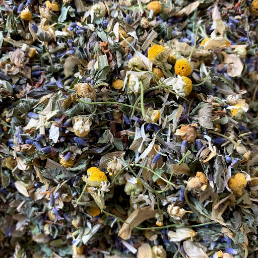 Sense Craft RLX Flow & Calm Loose Leaf Herbal Tea Blend