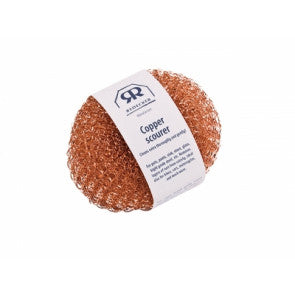 Redecker Copper Scourer Round