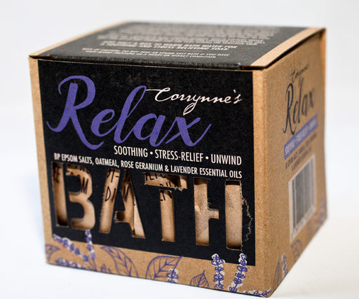 Corrynne's Mineral Bath Salts - Relax