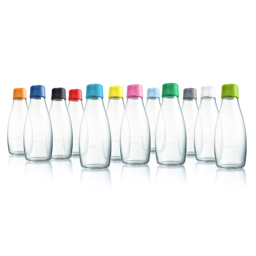 Retap Glass Drink Bottle