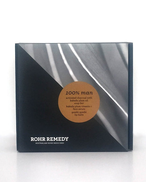 Rohr Remedy 100% Man Gift Pack