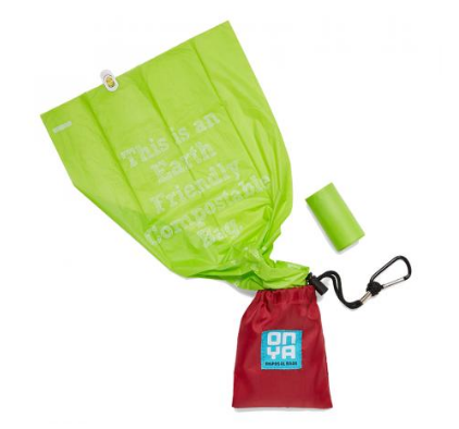 Onya Dog Waste Disposal Bags & Pouch