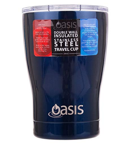 Oasis Stainless Steel Travel Cup