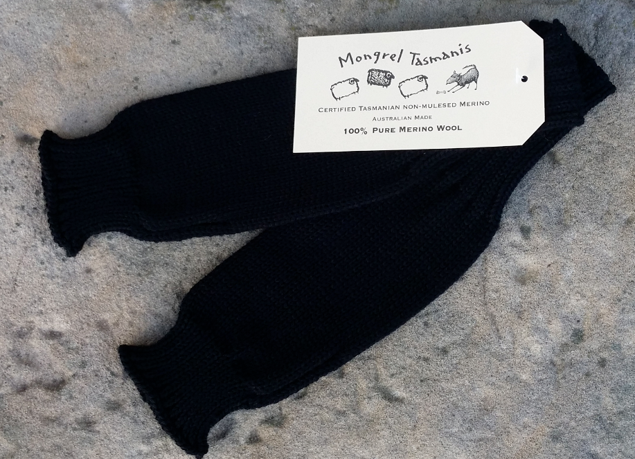 Mongrel Tasmania Wool Hand Warmers