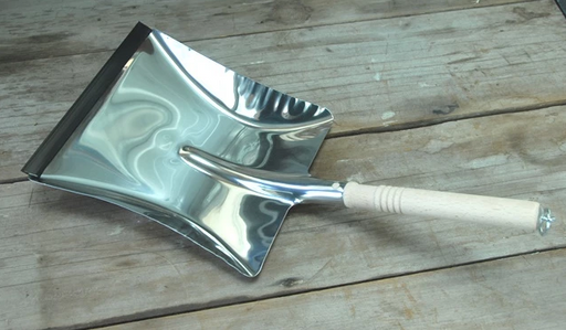 Steel Dustpan with Loop