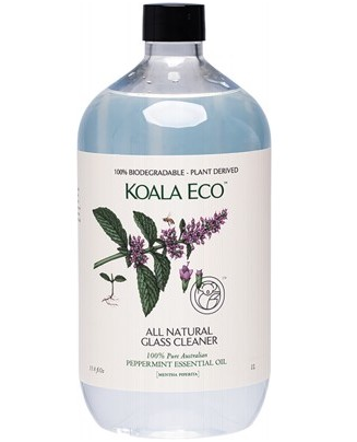 Koala Eco All Natural Glass Cleaner Peppermint 500ml