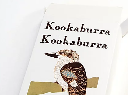 Bridget Farmer Kookaburra Kookaburra Card Game
