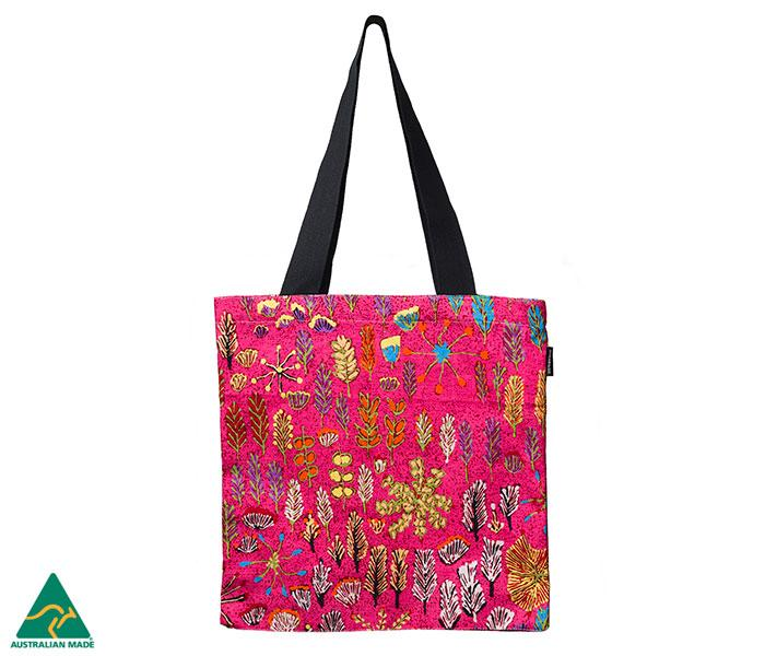Betty Morton Printed Tote Bag