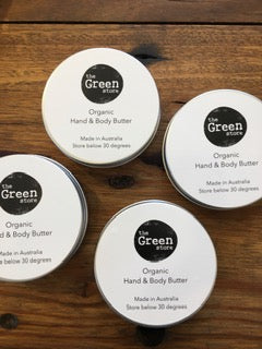 Refill The Green Store Organic Hand & Body Butter