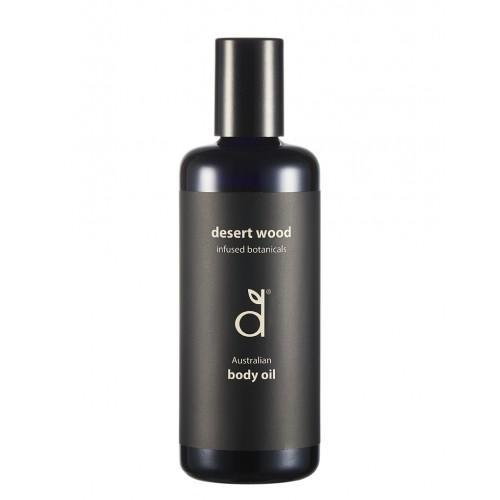 Dindi Naturals Desert Wood Body Oil 100ml