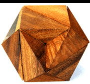 Timber Game - Hexagon Mirror Puzzle