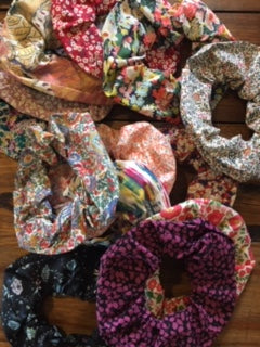 End Of Stash Hair Scrunchie