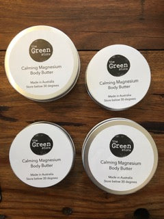The Green Store Calming Magnesium Body Butter