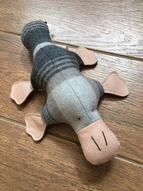 Platypus Soft Toy