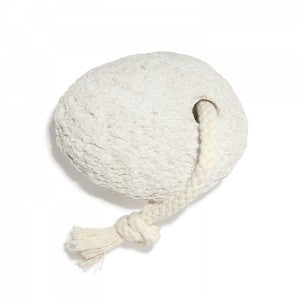 Redecker Natural Hamman Pumice on rope