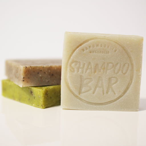 Natural Zero Waste Shampoo Bar