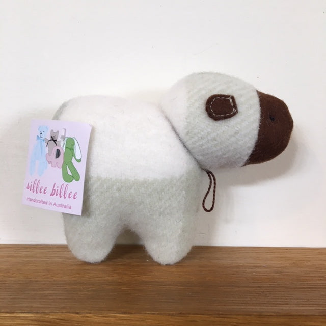 Baby Lamb Soft Toy
