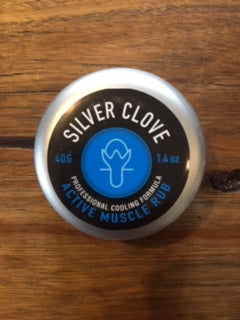 Silver Clove Medicated Balm