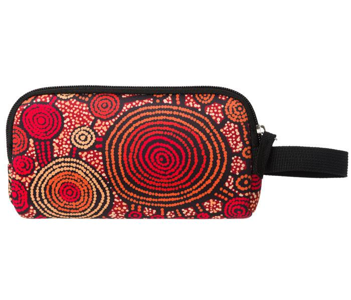 Warlukurlangu Artists Neoprene Printed Pencil Cases