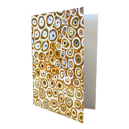 Contemporary Aboriginal Artwork Card