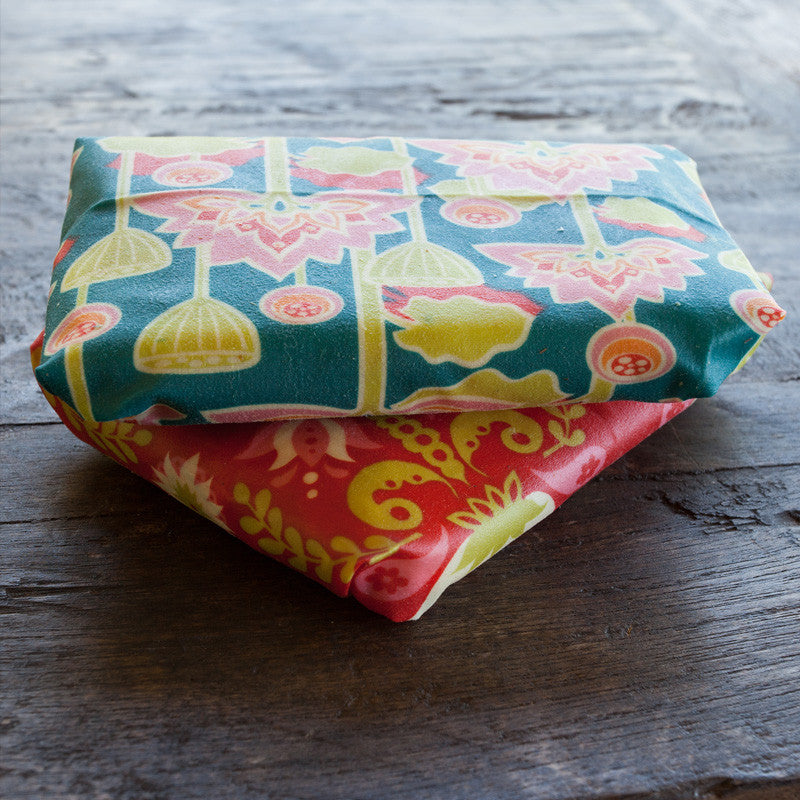 Honeybee Wraps 3 Pack Beeswax Wraps