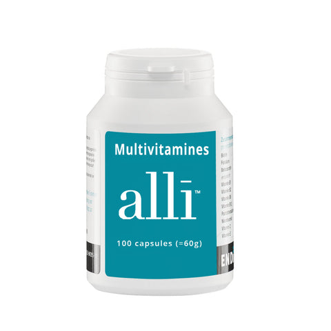 Multi-vitamines (11 vitamines) - alli France
