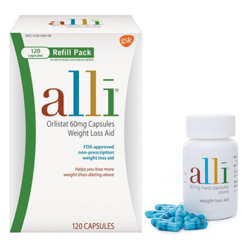 ALLI® ORIGINAL (ORLISTAT) - 60MG - alli France