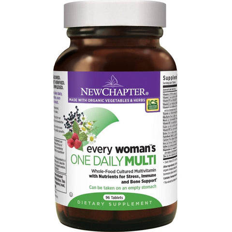 New Chapter Every Woman's One Daily Multi - 96 Count