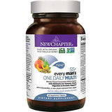 New Chapter Every Man's One Daily 55+ Multivitamin - 48 Vegetarian Tablets