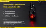 Nitecore EA21 CREE XP-G2 R5 LED Flashlight 360 Lumens