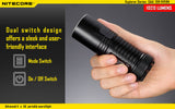 NiteCore EA41 2015 Version 1020 Lumen CREE XM-L2 LED Flashlight