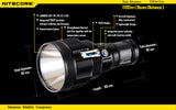 Nitecore TM36 Lite Luminus SBT-70 LED Rechargeable Flashlight