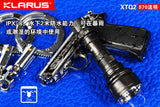 Klarus XTQ2 LED Flashlight