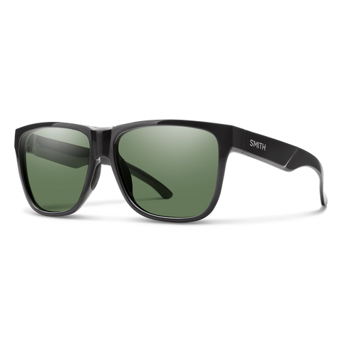 Smith Optics Lowdown XL 2 Black Frame with Gray Green Carbonic Lenses