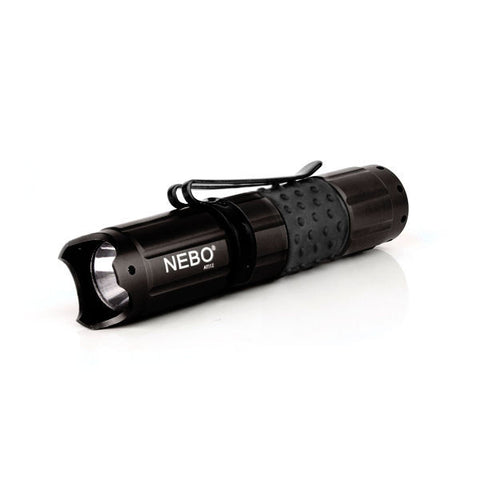 NEBO 5519 CSI Edge 50 LED Flashlight  50 Lumens Black/Grey