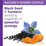 New Chapter Black Seed Oil - Golden Black Seed, Helps Maintain Overall Metabolic Health  - 60 Vegetarian Capsules