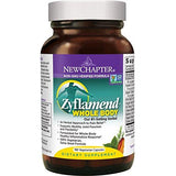 New Chapter Zyflamend Whole Body Herbal Pain Relief - 180 Vegetarian Capsules