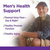 New Chapter Zyflamend Prostate Support Supplement with Saw Palmetto for Prostate Health - 60 Vegetarian Capsules