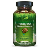 Irwin Naturals Yohimbe-Plus Maximum Enhancement for Men 100 - Liquid Softgels