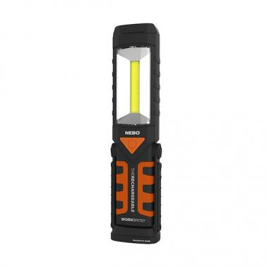NEBO Workbrite 2 Rechargeable LED Flashlight Worklight 6305