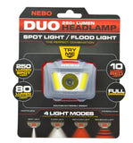 Nebo 6444 Duo LED Headlamp