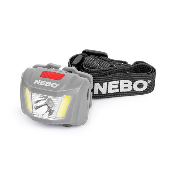 Nebo 6444 Duo LED Headlamp 250 Plus Lumens