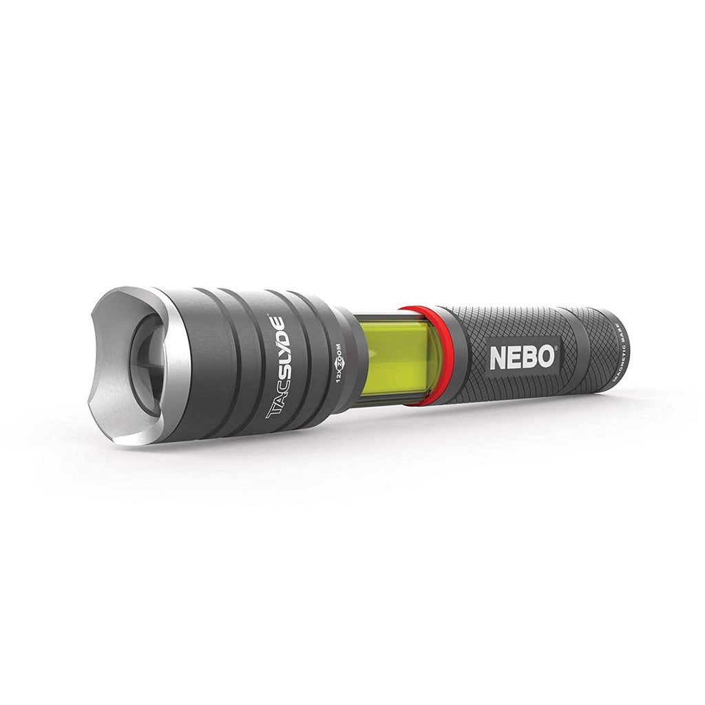 NEBO 6746 Tac Slyde 300 Lumen LED Flashlight / Work Light